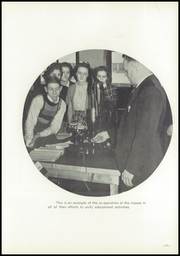 Page 11, 1940 Edition, Uniontown High School - Maroon and White Yearbook (Uniontown, PA) online yearbook collection