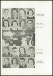 Page 12, 1940 Edition, Uniontown High School - Maroon and White Yearbook (Uniontown, PA) online yearbook collection