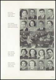 Page 15, 1940 Edition, Uniontown High School - Maroon and White Yearbook (Uniontown, PA) online yearbook collection