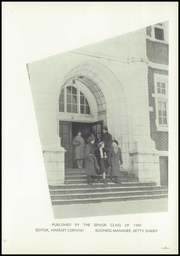 Page 7, 1940 Edition, Uniontown High School - Maroon and White Yearbook (Uniontown, PA) online yearbook collection