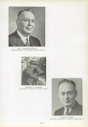 Page 11, 1943 Edition, Uniontown High School - Maroon and White Yearbook (Uniontown, PA) online yearbook collection