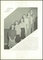 Page 12, 1947 Edition, Uniontown High School - Maroon and White Yearbook (Uniontown, PA) online yearbook collection