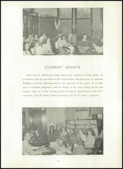 Page 13, 1947 Edition, Uniontown High School - Maroon and White Yearbook (Uniontown, PA) online yearbook collection