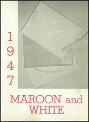 Page 5, 1947 Edition, Uniontown High School - Maroon and White Yearbook (Uniontown, PA) online yearbook collection