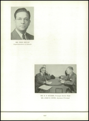 Page 12, 1951 Edition, Uniontown High School - Maroon and White Yearbook (Uniontown, PA) online yearbook collection