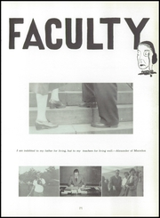 Page 11, 1953 Edition, Uniontown High School - Maroon and White Yearbook (Uniontown, PA) online yearbook collection