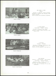 Page 12, 1953 Edition, Uniontown High School - Maroon and White Yearbook (Uniontown, PA) online yearbook collection
