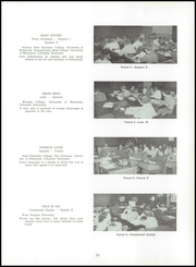 Page 13, 1953 Edition, Uniontown High School - Maroon and White Yearbook (Uniontown, PA) online yearbook collection
