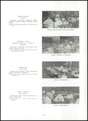 Page 15, 1953 Edition, Uniontown High School - Maroon and White Yearbook (Uniontown, PA) online yearbook collection