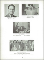 Page 8, 1953 Edition, Uniontown High School - Maroon and White Yearbook (Uniontown, PA) online yearbook collection