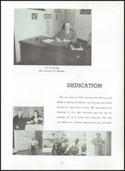 Page 9, 1953 Edition, Uniontown High School - Maroon and White Yearbook (Uniontown, PA) online yearbook collection