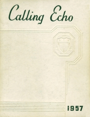 Page 1, 1957 Edition, St Hubert Catholic High School - Calling Echo Yearbook (Philadelphia, PA) online yearbook collection