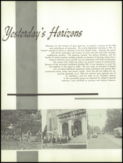 Page 10, 1957 Edition, St Hubert Catholic High School - Calling Echo Yearbook (Philadelphia, PA) online yearbook collection