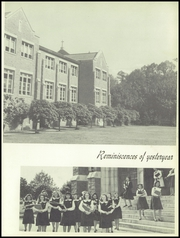 Page 13, 1957 Edition, St Hubert Catholic High School - Calling Echo Yearbook (Philadelphia, PA) online yearbook collection