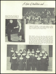 Page 15, 1957 Edition, St Hubert Catholic High School - Calling Echo Yearbook (Philadelphia, PA) online yearbook collection