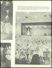 Page 17, 1957 Edition, St Hubert Catholic High School - Calling Echo Yearbook (Philadelphia, PA) online yearbook collection