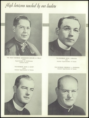 Page 9, 1957 Edition, St Hubert Catholic High School - Calling Echo Yearbook (Philadelphia, PA) online yearbook collection