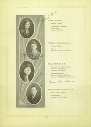 Page 16, 1930 Edition, Bradford High School - Barker Yearbook (Bradford, PA) online yearbook collection