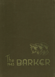 Page 1, 1943 Edition, Bradford High School - Barker Yearbook (Bradford, PA) online yearbook collection