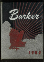 Page 1, 1952 Edition, Bradford High School - Barker Yearbook (Bradford, PA) online yearbook collection
