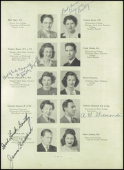 Page 15, 1945 Edition, Plum Senior High School - Criterion Yearbook (Pittsburgh, PA) online yearbook collection