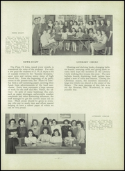 Page 41, 1945 Edition, Plum Senior High School - Criterion Yearbook (Pittsburgh, PA) online yearbook collection