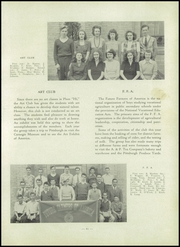 Page 45, 1945 Edition, Plum Senior High School - Criterion Yearbook (Pittsburgh, PA) online yearbook collection