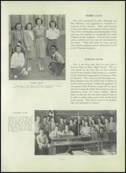 Page 49, 1945 Edition, Plum Senior High School - Criterion Yearbook (Pittsburgh, PA) online yearbook collection