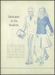 Page 8, 1945 Edition, Plum Senior High School - Criterion Yearbook (Pittsburgh, PA) online yearbook collection