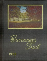 1958 Edition, Interboro High School - Buccaneer Trail Yearbook (Prospect Park, PA)