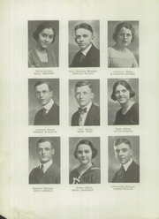 Page 10, 1920 Edition, Lebanon High School - Lodestone Yearbook (Lebanon, PA) online yearbook collection