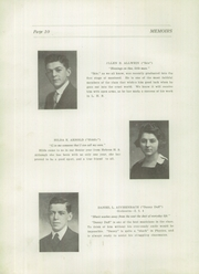 Page 14, 1920 Edition, Lebanon High School - Lodestone Yearbook (Lebanon, PA) online yearbook collection