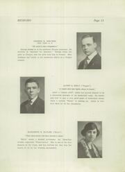Page 15, 1920 Edition, Lebanon High School - Lodestone Yearbook (Lebanon, PA) online yearbook collection