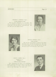 Page 17, 1920 Edition, Lebanon High School - Lodestone Yearbook (Lebanon, PA) online yearbook collection