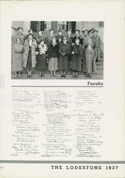 Page 15, 1937 Edition, Lebanon High School - Lodestone Yearbook (Lebanon, PA) online yearbook collection