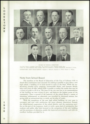 Page 14, 1938 Edition, Lebanon High School - Lodestone Yearbook (Lebanon, PA) online yearbook collection
