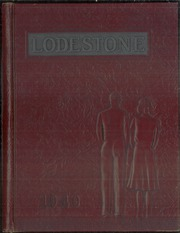 1940 Edition, Lebanon High School - Lodestone Yearbook (Lebanon, PA)