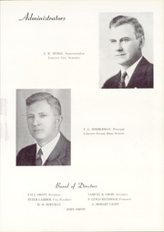 Page 15, 1940 Edition, Lebanon High School - Lodestone Yearbook (Lebanon, PA) online yearbook collection