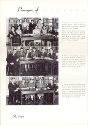 Page 16, 1940 Edition, Lebanon High School - Lodestone Yearbook (Lebanon, PA) online yearbook collection