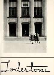 Page 9, 1941 Edition, Lebanon High School - Lodestone Yearbook (Lebanon, PA) online yearbook collection