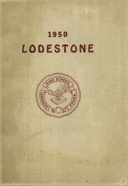 1950 Edition, Lebanon High School - Lodestone Yearbook (Lebanon, PA)