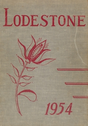 1954 Edition, Lebanon High School - Lodestone Yearbook (Lebanon, PA)