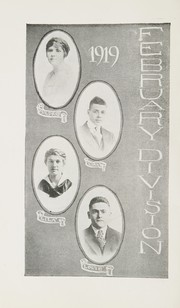 Page 13, 1919 Edition, Beaver Falls High School - Tiger Yearbook (Beaver Falls, PA) online yearbook collection
