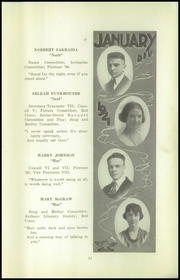 Page 13, 1921 Edition, Beaver Falls High School - Tiger Yearbook (Beaver Falls, PA) online yearbook collection