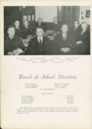 Page 8, 1940 Edition, Beaver Falls High School - Tiger Yearbook (Beaver Falls, PA) online yearbook collection
