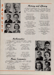 Page 12, 1945 Edition, Beaver Falls High School - Tiger Yearbook (Beaver Falls, PA) online yearbook collection