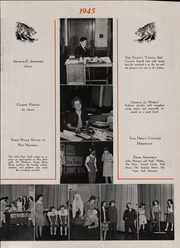 Page 15, 1945 Edition, Beaver Falls High School - Tiger Yearbook (Beaver Falls, PA) online yearbook collection