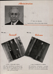 Page 9, 1945 Edition, Beaver Falls High School - Tiger Yearbook (Beaver Falls, PA) online yearbook collection