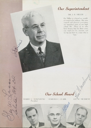 Page 10, 1946 Edition, Beaver Falls High School - Tiger Yearbook (Beaver Falls, PA) online yearbook collection