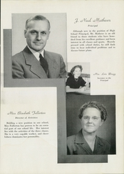 Page 13, 1949 Edition, Beaver Falls High School - Tiger Yearbook (Beaver Falls, PA) online yearbook collection